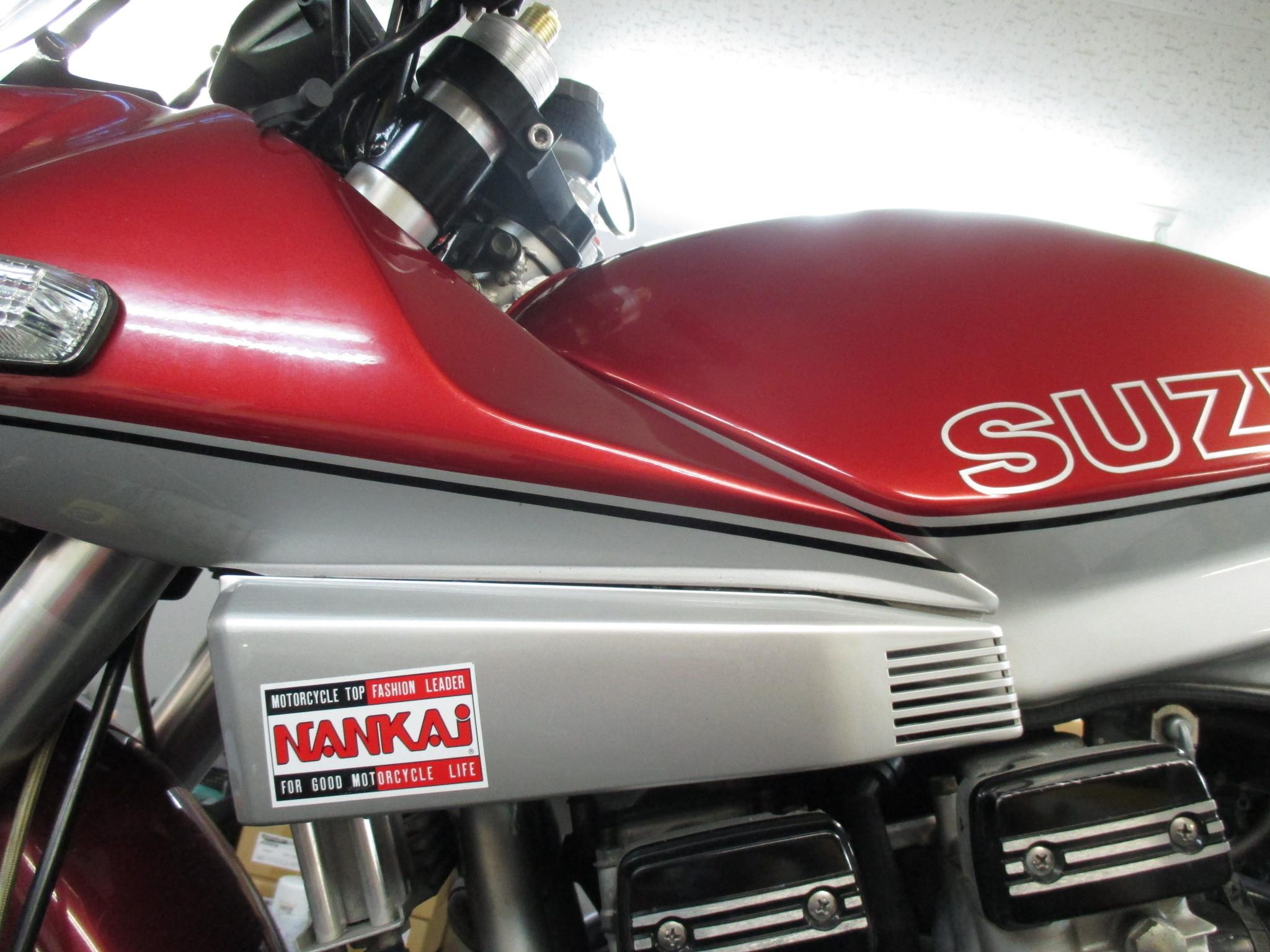 「南海部品」はヘルメットなどの用品からタイヤ・純正パーツにレンタルバイクや車検などトータルサービスを展開中